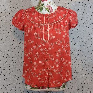 Anna Sui for Target Blouse - Size XS